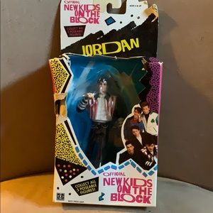 Other - $5❤️ New Kids on the Block Jordan Figurine in Box